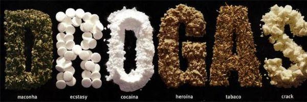 Proibição de Drogas no Brasil e no Mundo