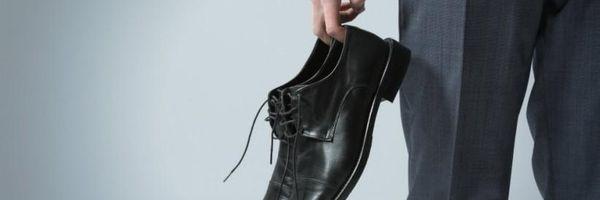 Advogado bom é o que gasta a sola do sapato!