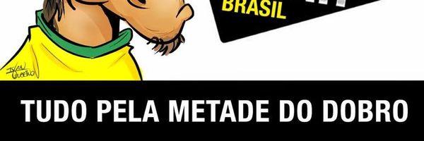 Black Friday Tupiniquim: Tudo pela Metade do Dobro!