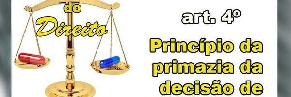 Princípio da primazia da decisão de mérito