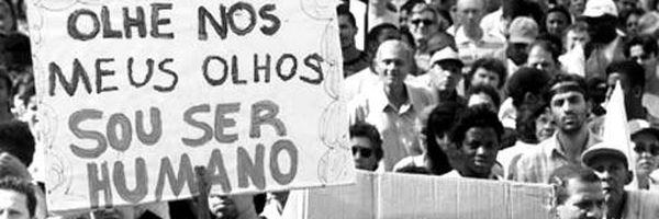 A Desumanização e os Direitos Humanos