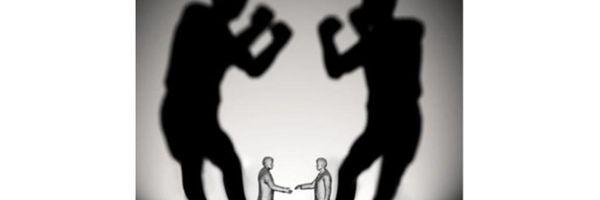 Empresas partem para negociação