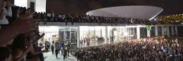 A maior manifestação popular da história já tem data marcada