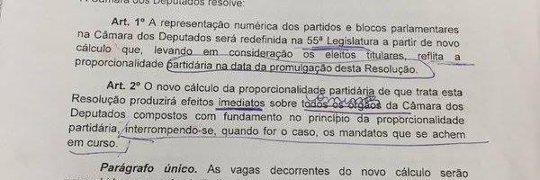 Manobra de Cunha na Comissão de Ética tem desvio de finalidade