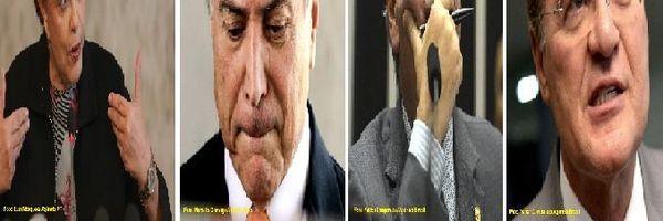 """""""Fora todos eles"""" (Dilma, Temer, Cunha, Renan...). """"Novas eleições já"""""""