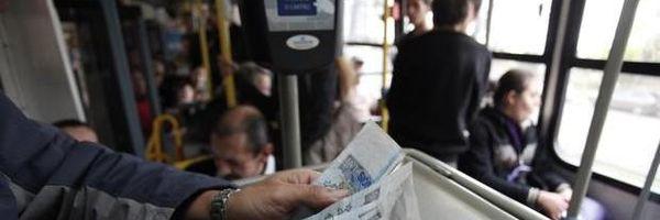 Empresas podem limitar o valor do troco no ônibus?