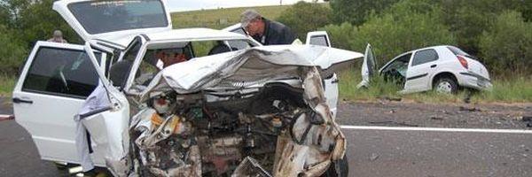 As principais causas de acidentes de trânsito