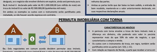 Permuta ou Compra e Venda? Diferenciações práticas e teóricas dos negócios imobiliários