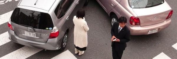 Saiba como agir em caso de acidente de trânsito