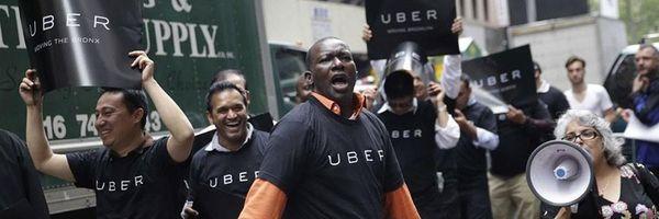 Justiça de Londres reconhece direitos trabalhistas dos motoristas Uber