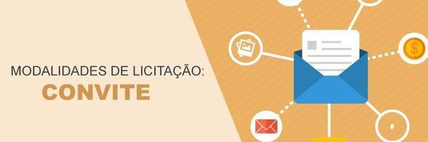 Modalidades de licitação: convite