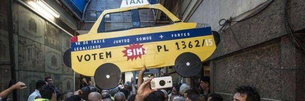 PL proíbe Uber no Rio. Essa sim, é uma lei casuística!