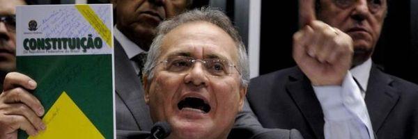Renan ficou na presidência. Correta decisão - pero no mucho