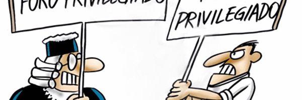 O foro privilegiado precisa acabar?