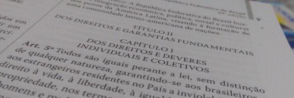 A quase ilusória garantia constitucional do Artigo 5º