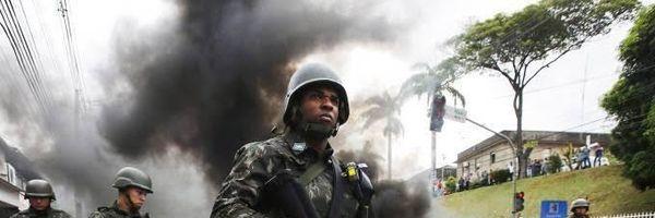 Entenda a crise da Segurança Pública no Espírito Santo