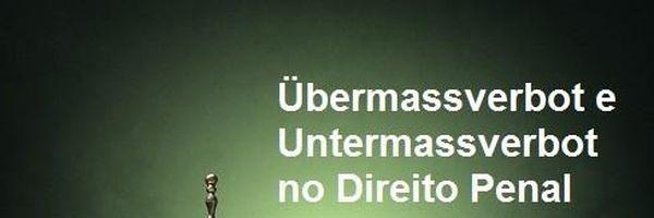 A proibição do excesso (Übermassverbot) e a proibição de proteção deficiente (Untermassverbot) no direito penal