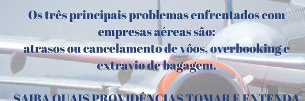 Teve problemas com empresas aéreas?