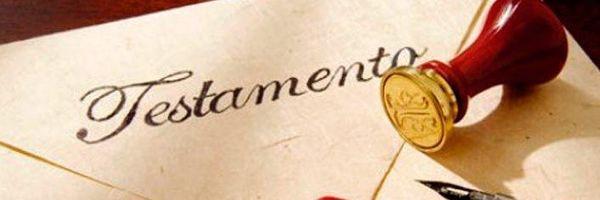 Testamentos e Codicilos