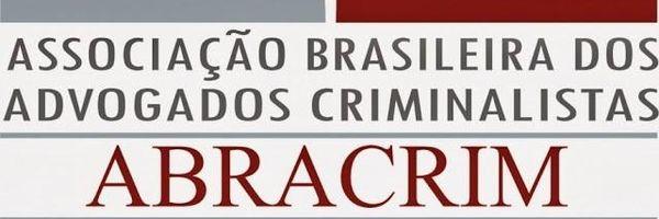 Nota de Repúdio da ABRACRIM-RJ contra censura ao advogado Cristiano Zanin