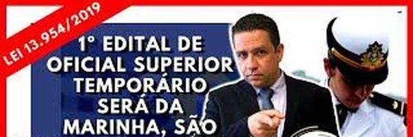 1º Edital de Oficial Superior Temporário – Marinha do Brasil – 34 Vagas para Mestres e Doutores