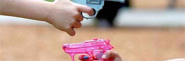 Preconceito contra as armas de brinquedo: proibi-las não é a solução para a violência