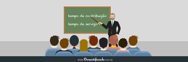 Tempo de contribuição (ou tempo de serviço): explicação descomplicada [INSS]