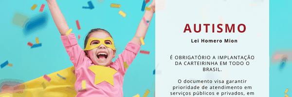 Alterações da Lei do Autismo - Carteira Preferencial