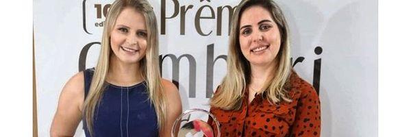 Prêmio Cambori - Empreendedores de Sucesso