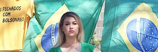 Sara Winter é presa em Brasília por ordem de Alexandre de Moraes