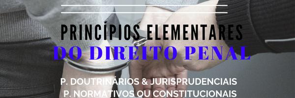 Princípios Elementares do Direito Penal