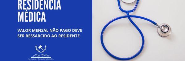 Auxílio-Moradia para Residentes Médicos