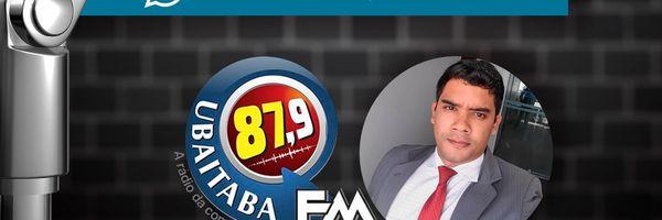 Entrevista na Ubaitaba FM