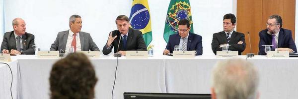 OAB vai pedir divulgação, na íntegra, de vídeo de reunião ministerial