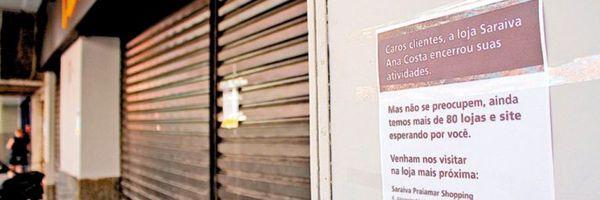 A falência de livrarias no Brasil, a pandemia e o primeiro trilionário do mundo