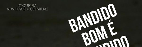 Bandido bom é bandido morto?
