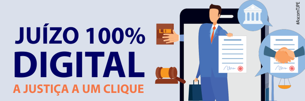 O que é o Juízo 100% Digital?