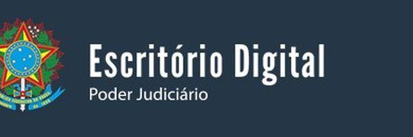 Escritório Digital está sendo modelo integrador de processos