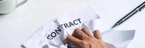Por que usar um modelo de contrato pode acabar com o seu negócio?