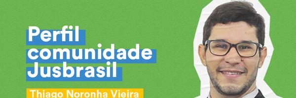 Incomodado com as injustiças, ele adquiriu o senso de mudar realidades. Você conhece o autor Thiago Noronha?