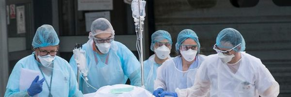 A importância da enfermagem e o PL 2564/2020