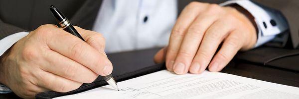 A importância de um contrato