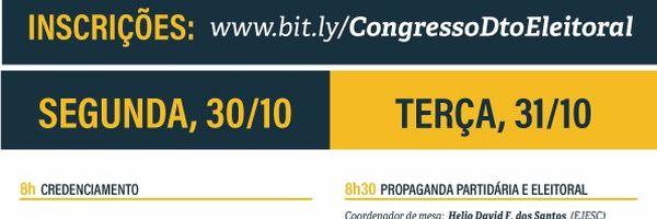 Congresso Catarinense de Direito Eleitoral