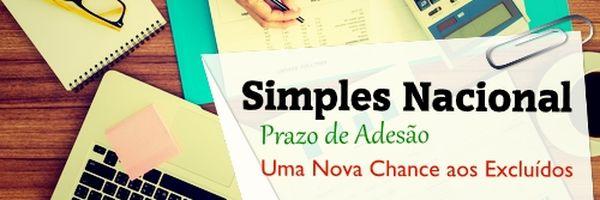 Simples Nacional - Prazo para adesão termina hoje 31/01/19