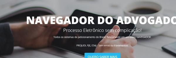 Seccionais da OAB disponibilizam navegador voltado para advogados