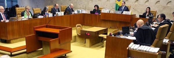 Plenário do STF forma maioria para declarar responsabilidade objetiva por danos