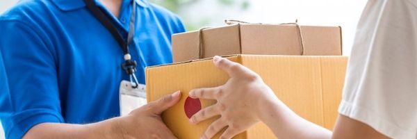 Recebimento de encomendas e correspondências no condomínio