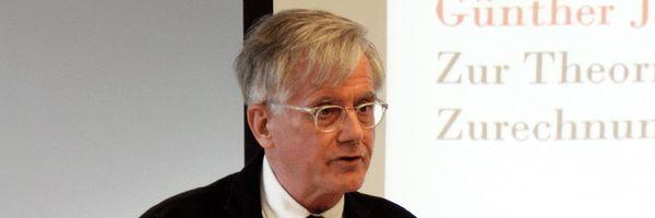 O funcionalismo sistêmico de Günther Jakobs