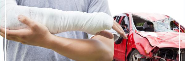 Saiba como reparar os danos físicos decorrentes de acidente de trânsito