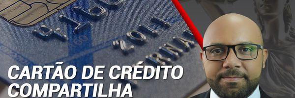 Cartão de Crédito compartilha seus dados